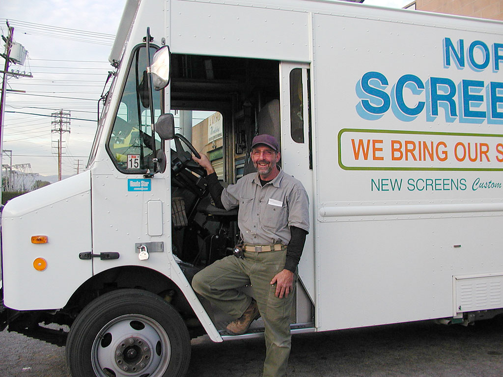 steve miller owner northridge screen service