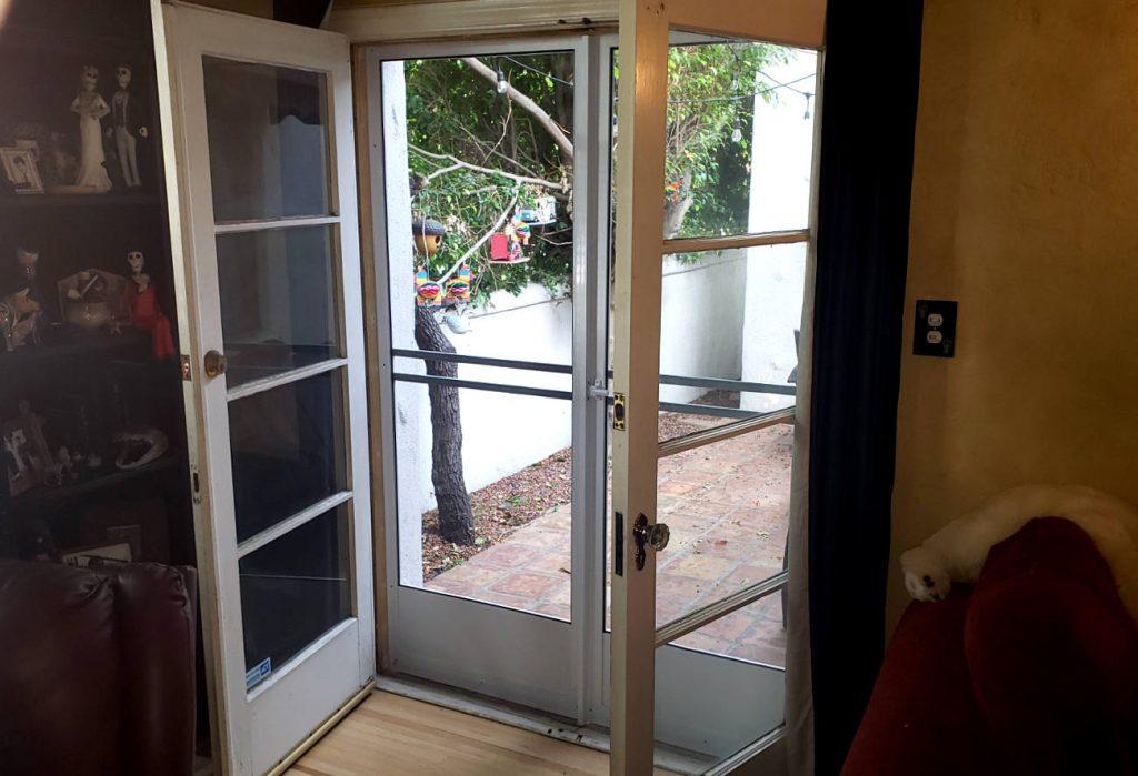 door screen repair