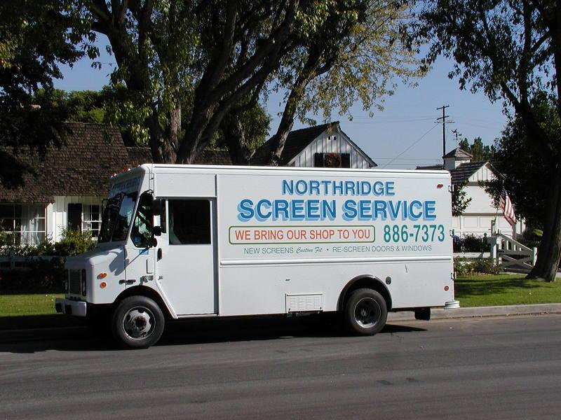 service area van